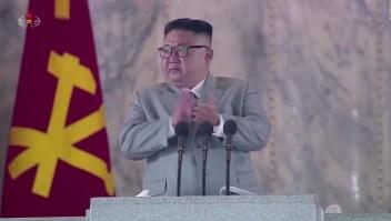 Kim Jong Un toma fuertes medidas contra el covid-19