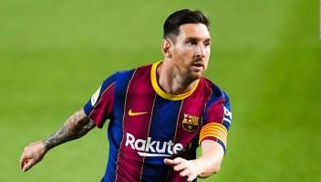 ¿Es Messi el más importante en la historia de un club?