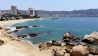 Acapulco cerrará sus playas de noche por covid-19