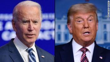 Biden: Es importante que Trump asista a la posesión
