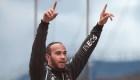 Lewis Hamilton da positivo por covid-19