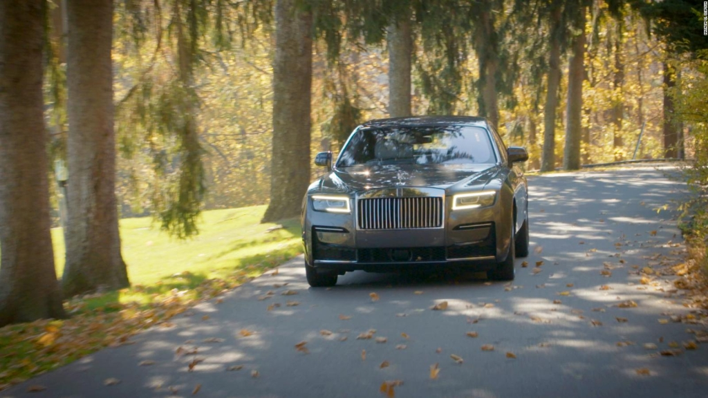 Echa un vistazo al nuevo Rolls Royce Coast