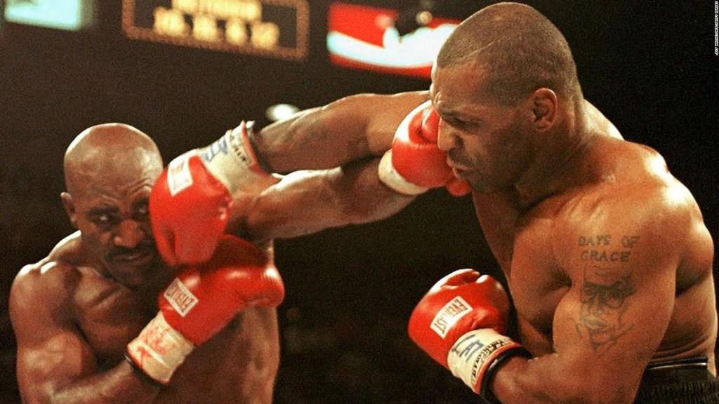Tyson vs. Holyfield: los antecedentes