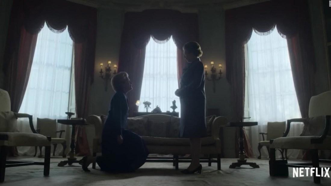 "La controversia que provocó ""The Crown"""