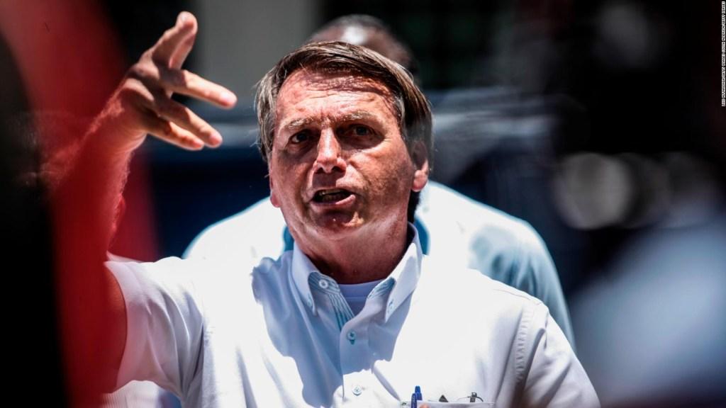 Bolsonaro sobre vacuna: Si usted se vuelve caimán, es su problema