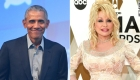 Obama lamenta no haber premiado a Dolly Parton