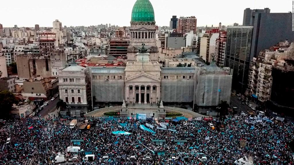 Aborto: Argentina inicia a tratar proyecto de legalización