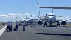 La aerolínea que lleva aviones vacíos por el mundo