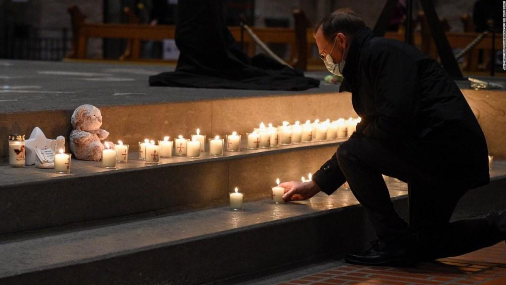 5 fallecidos en atropellamiento en Alemania