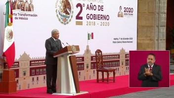 López Obrador: La pandemia de covid-19 no nos ha rebasado