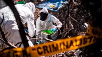 México podría reportar 40.000 homicidios dolosos en 2020