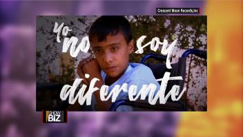 """Yo no soy diferente"", nominado como mejor tema musical de programa"