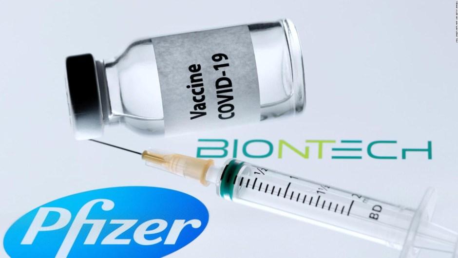 Los pasos de la vacuna de Pfizer hasta su aprobación
