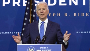 Analista: Biden se diferencia de Trump en futuro gabinete