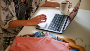 Evolución de ventas en línea en pandemia