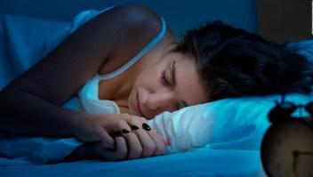Cuatro recomendaciones para poder dormir