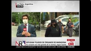 Maradona: Detalles y objetivos de las pericias