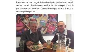 Reaccionan a discurso de 2 años de gobierno de López Obrador