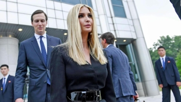 Ivanka Trump testifica por demanda sobre fondos inaugurales