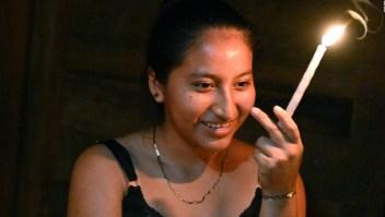 El mensaje de lucha de la niña guatemalteca que evitó que la casen a los 14 años