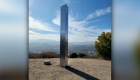 Desaparece nuevo monolito en California