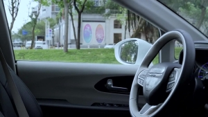 Robotaxis sin conductor a prueba en China