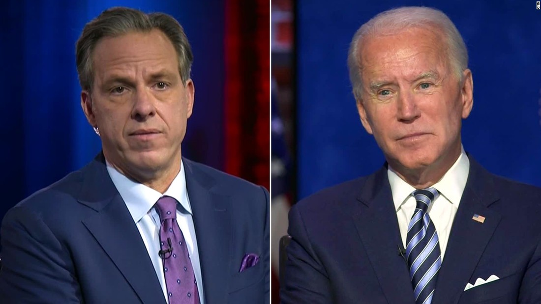 Exclusivo CNN: Biden dice que pedirá a los estadounidenses que usen máscaras durante los primeros 100 días de su mandato