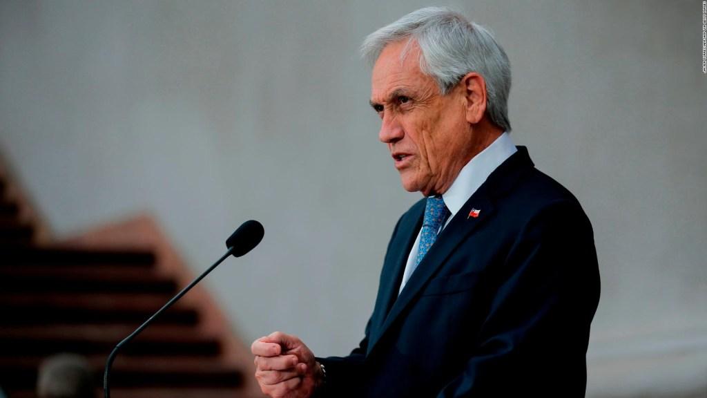Sebastián Piñera extiende estado de catástrofe