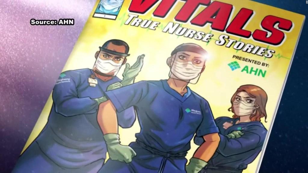 Enfermeros: nuevos superhéroes de Marvel