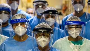 Crisis de salud mental entre los trabajadores de la salud