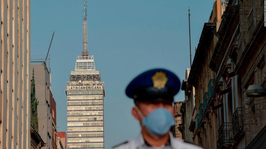 ¿Cómo están vigilando el covid-19 en Ciudad de México?