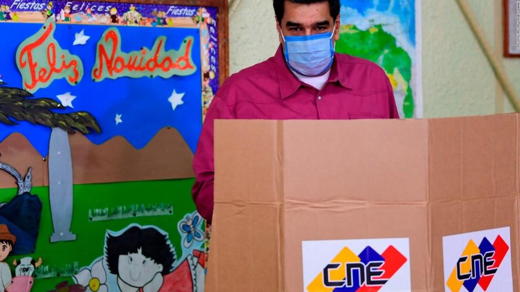 Baja participación en las elecciones de Venezuela