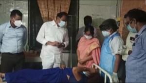 Hospitalizaciones por enfermedad misteriosa en la India
