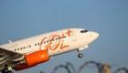 Se reanudan vuelos con pasajeros en el Boeing 737 MAX