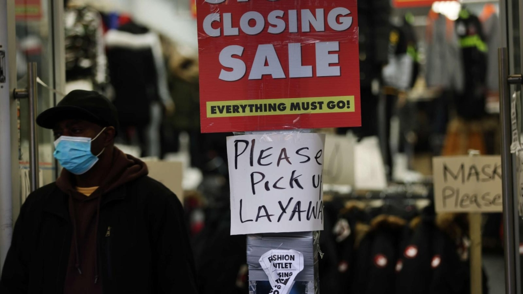 ¿Cómo afectó la pandemia al comercio minorista?