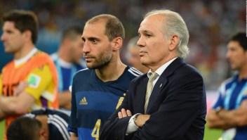 Muere Alejandro Sabella, exdirector técnico de Argentina