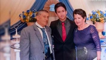 Perdió a su hijo por covid-19, ahora exige conciencia