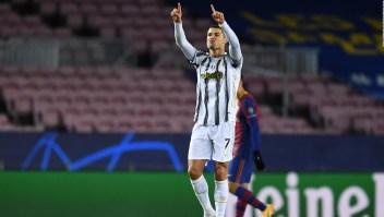 Cristiano revive sus días de gloria en el Camp Nou