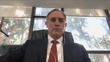 López-Gatell te explica el plan de vacunación en México