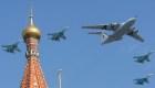 Rusia investiga un robo en su avión secreto