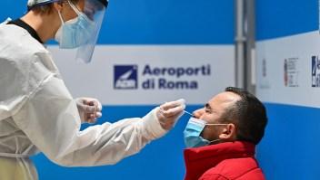 Italia fomenta el turismo con vuelos libres de covid-19