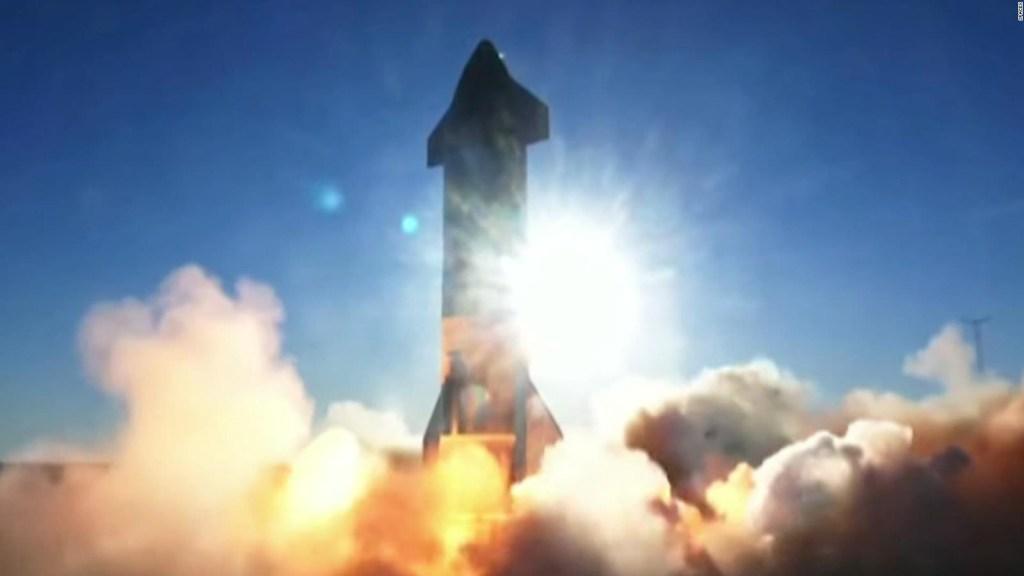 Ρίξτε μια ματιά στην προσγείωση αυτού του πυραύλου SpaceX