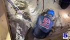 Rescate de niño atrapado en un pozo de agua en Texas