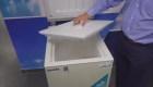 Así es la red de ultracongelación para la vacuna Pfizer