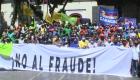 Lanzan consulta popular en rechazo a comicios en Venezuela