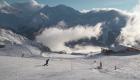 Cierres durante la temporada de esquí en Europa