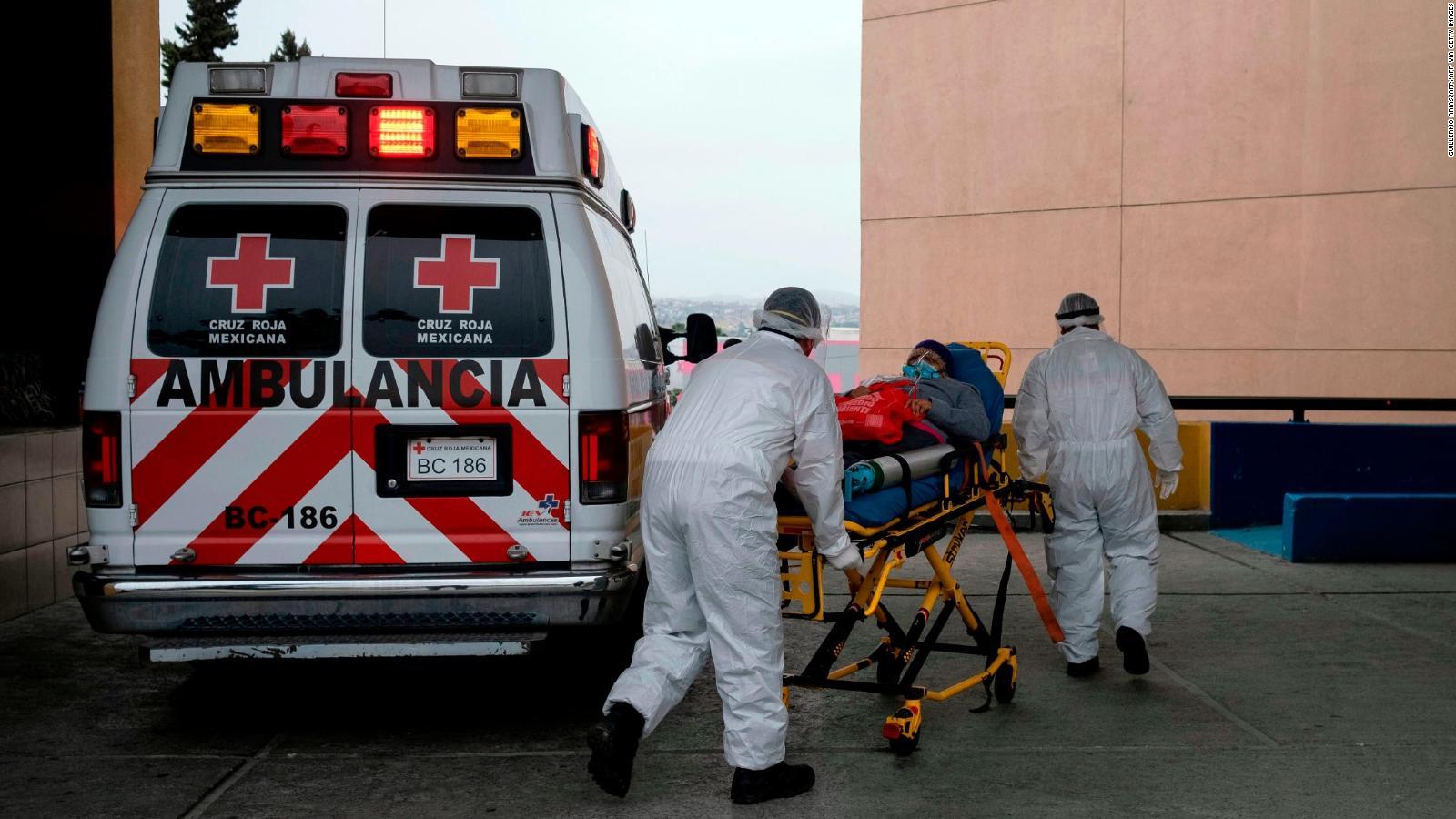 Aumentan hospitalizados por covid-19 en Ciudad de México