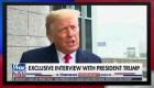 La primera entrevista de Trump tras las elecciones