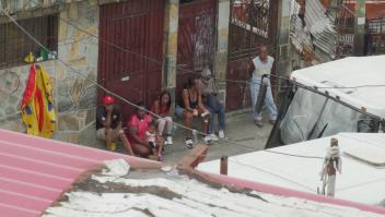 Estos venezolanos temen más al hambre que el covid-19