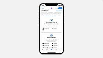 Apple te dirá qué datos tuyos usan apps de su tienda